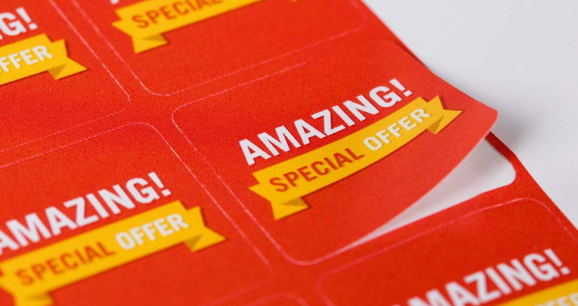 Sticker Printing – Useful Ways to Get the Best Product