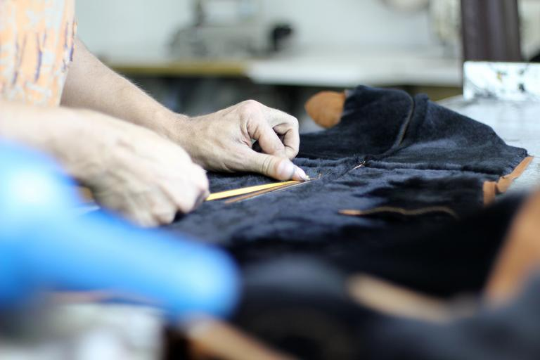 Leather Workshop: Making Using Leather Easier