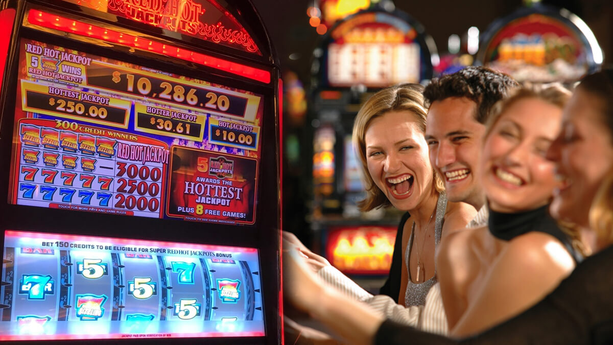 Key terms that could may you understand slots