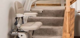 Why A Stairlift is Perfect for Anyone Who Struggles with the Stairs